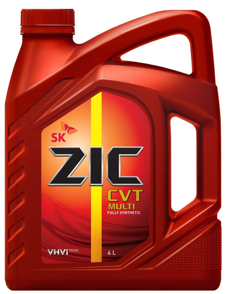 Масло трансмиссионное ZIС CVT Multi, 4 л. 162631162631ZIС CVT Multi - полностью синтетическое трансмиссионное масло для бесступенчатых коробок передач (CVT) как цепного, так и ременного типа. Плотность при 15°C: 0,8527 г/см3. Температура вспышки: 230°С. Температура застывания: -45°С. Индекс вязкости: 191.