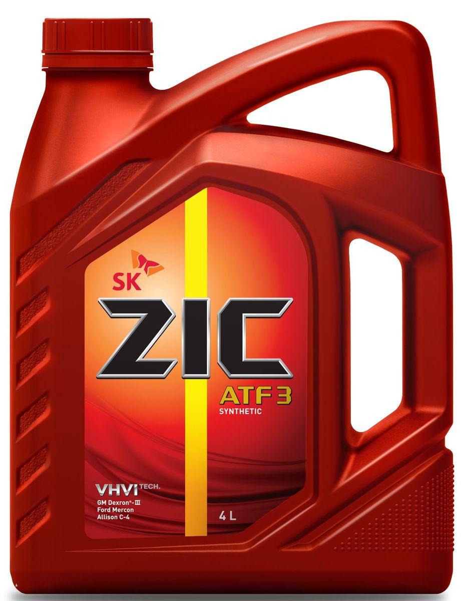 Масло трансмиссионное ZIС ATF 3, 4 л. 1626322706 (ПО)ZIС ATF 3 - высококачественная синтетическая жидкость для автоматических трансмиссий, произведенная на основе базового масла YUBASE и сбалансированного пакета присадок от ведущего мирового производителя. Плотность при 15°C: 0,8432 г/см3.Температура вспышки: 226°С. Температура застывания: -47,5°С.Индекс вязкости: 168.