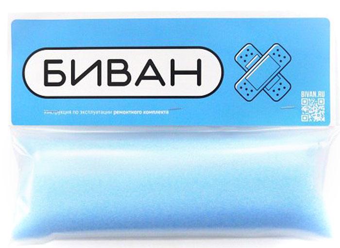 """Комплект для ремонта надувного дивана """"Биван"""", цвет: прозрачный 8009"""