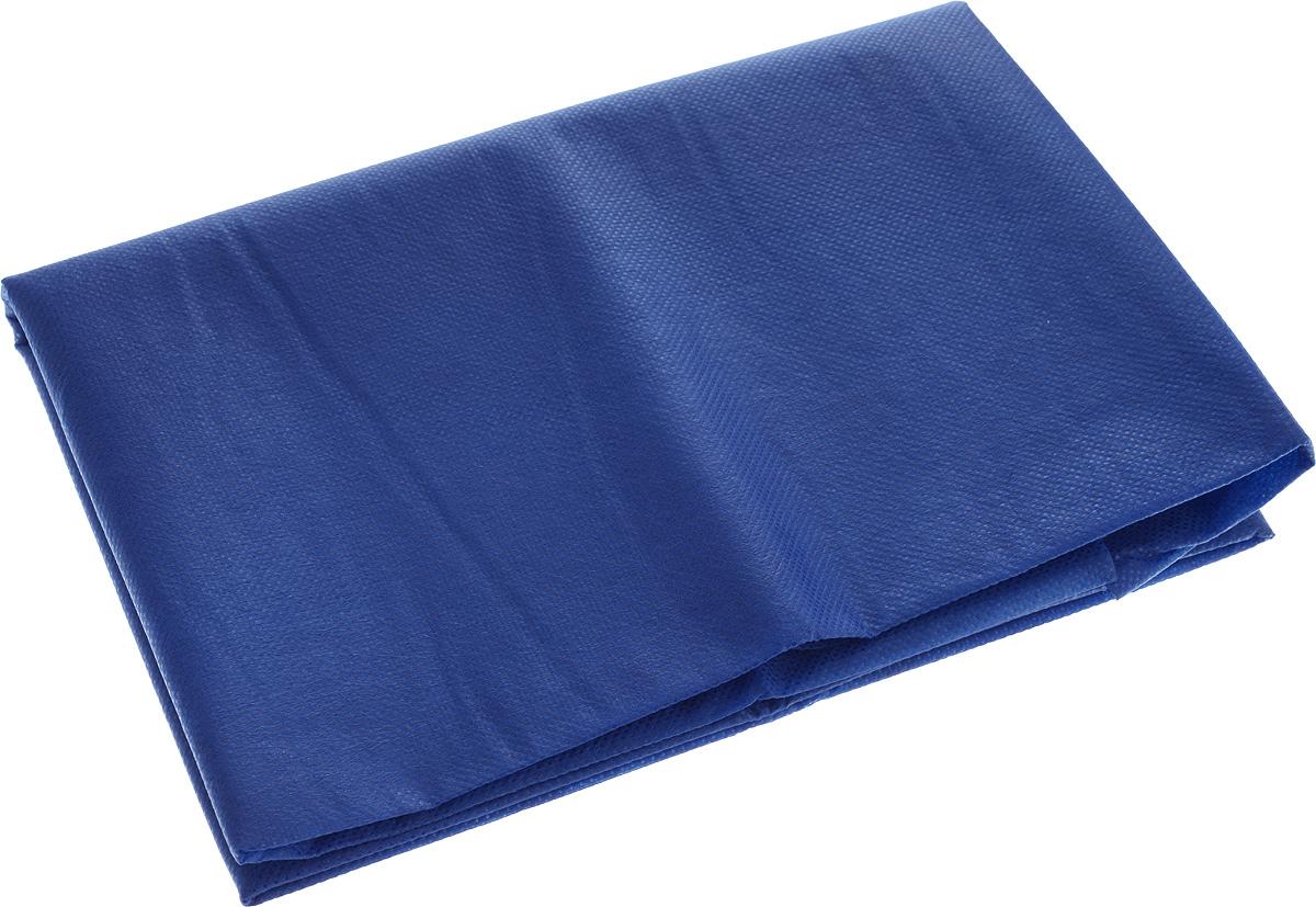 Скатерть Скатерочка, одноразовая, цвет: синий, 110 х 140 смСКТ04816Одноразовая скатерть Скатерочка изготовлена из полипропилена. Предназначена для украшения стола, для проведения пикников и мероприятий. Нетканый материал препятствует образованию следов от горячей посуды. Одноразовая скатерть Скатерочка - идеальное решение для дома или дачи. Размер скатерти: 110 х 140 см.