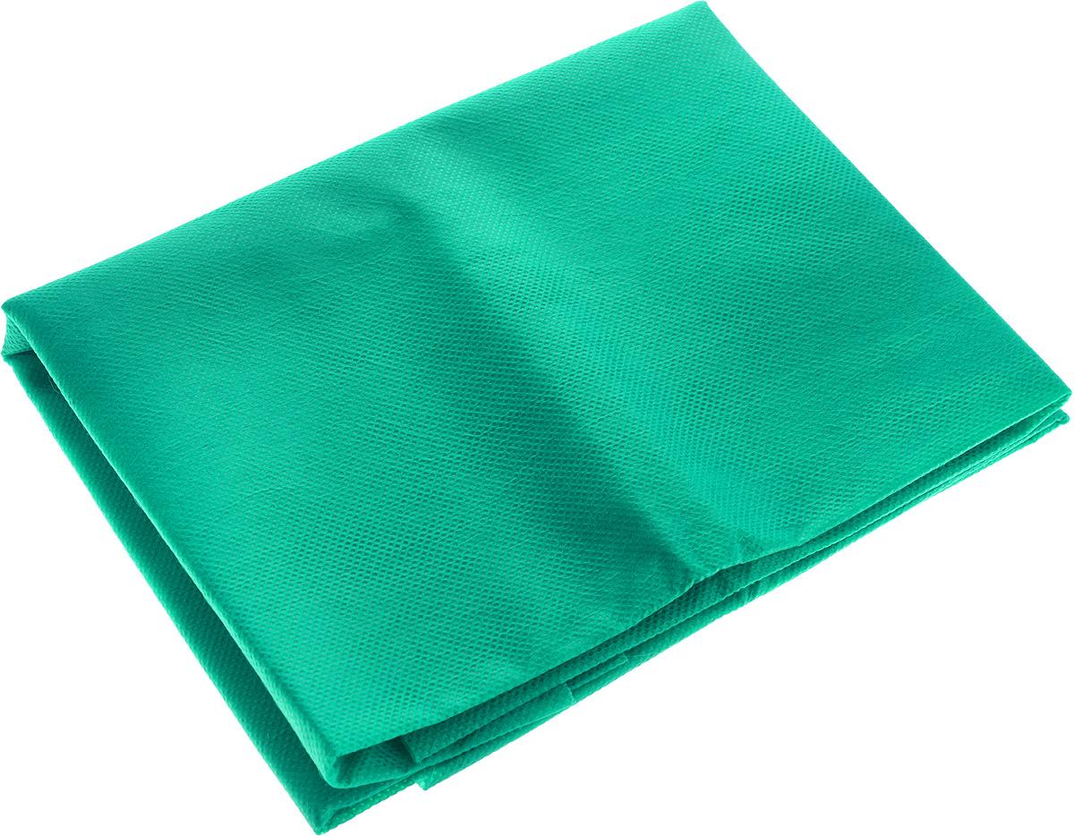 Скатерть Скатерочка, одноразовая, цвет: ярко-зеленый, 110 х 140 см790009Одноразовая скатерть Скатерочка изготовлена из полипропилена. Предназначена для украшения стола, для проведения пикников и мероприятий. Нетканый материал препятствует образованию следов от горячей посуды. Одноразовая скатерть Скатерочка - идеальное решение для дома или дачи.Размер скатерти: 110 х 140 см.