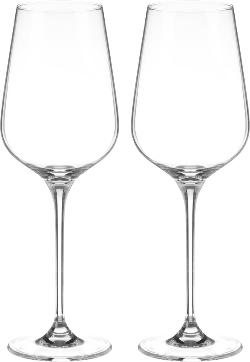 Набор бокалов для вина Wilmax, 550 мл, 2 штWL-888040 / 2CНабор Wilmax состоит из двух бокалов, выполненных из стекла. Изделия оснащены высокими ножками и предназначены для подачи вина. Они сочетают в себе элегантный дизайн и функциональность. Набор бокалов Wilmax прекрасно оформит праздничный стол и создаст приятную атмосферу за романтическим ужином. Такой набор также станет хорошим подарком к любому случаю. Бокалы можно мыть в посудомоечной машине. Диаметр бокала по верхнему краю: 6,5 см. Диаметр основания: 8 см. Высота бокала: 26 см.
