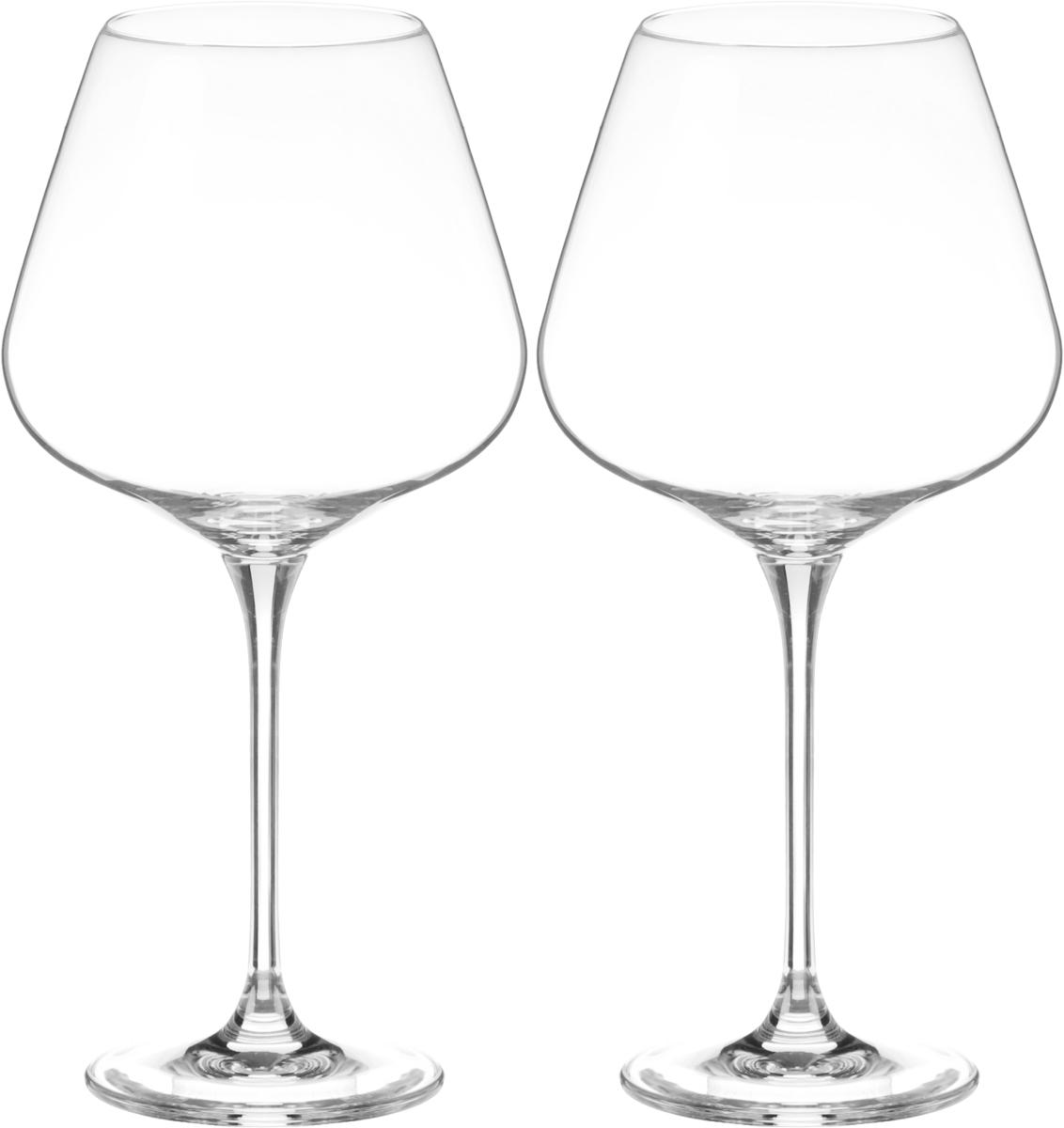 Набор бокалов для вина Wilmax, 880 мл, 2 штWL-888055 / 2CНабор Wilmax состоит из двух бокалов, выполненных из стекла. Изделия оснащены высокими ножками и предназначены для подачи вина. Они сочетают в себе элегантный дизайн и функциональность. Набор бокалов Wilmax прекрасно оформит праздничный стол и создаст приятную атмосферу за романтическим ужином. Такой набор также станет хорошим подарком к любому случаю. Бокалы можно мыть в посудомоечной машине. Диаметр бокала по верхнему краю: 7,5 см. Диаметр основания: 8,3 см. Высота бокала: 25,5 см.