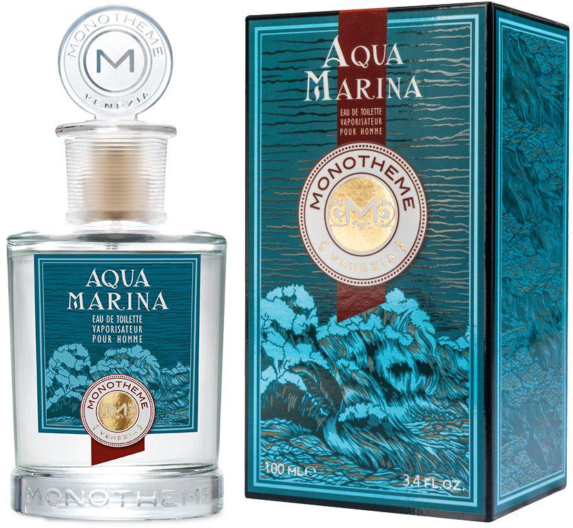 Monotheme Туалетная вода мужская Monotheme Classic Aqua Marina, 100 мл191116Этот аромат богат контрастами – свежие, искрящиеся верхние ноты оттеняют ароматические ноты сердца подготавливая нас к кульминационному звучанию обволакивающей чувственности базовых нот. Все это придает парфюму яркий, незабываемый характер.