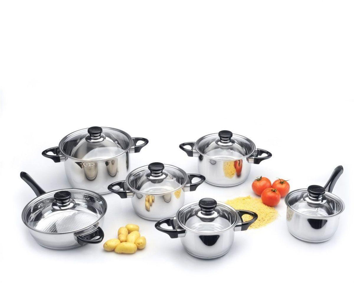 Набор посуды BergHOFF Studio, 12 шт. 11124661112466