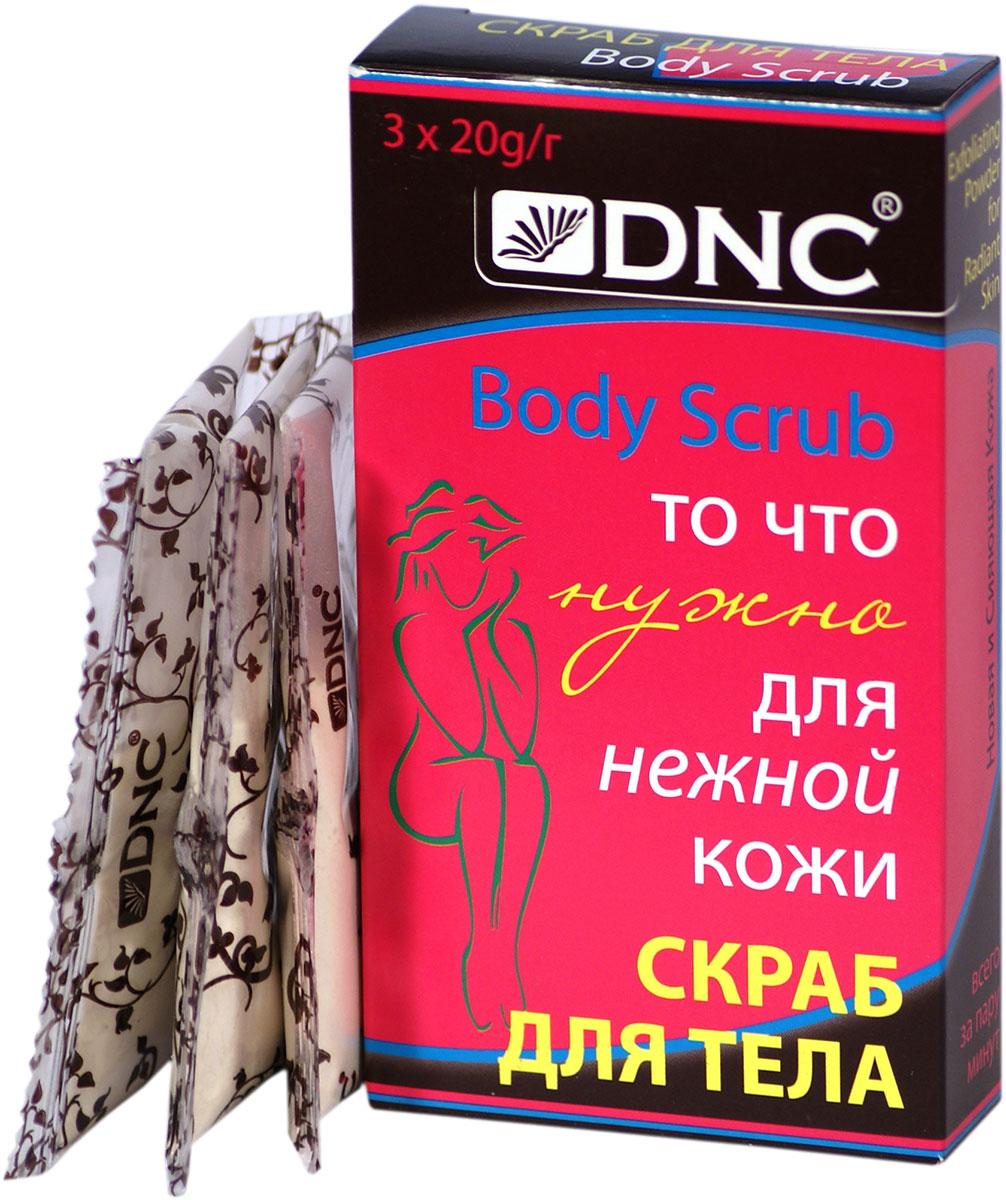 DNC Скраб для тела (для нежной кожи) 60 гБ63003 мятаПозволяет глубоко очистить кожу и восстановить ее ровный цвет. Смягчает и успокаивает раздражения. Если кожа у вас сухая, воспользуйтесь после использования Скраба любым смягчающим средством, кремом или маслом.