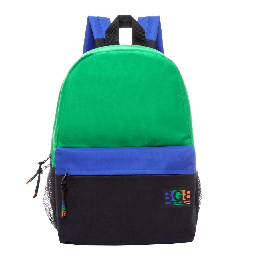 Рюкзак городской женский Grizzly, цвет: зеленый. RD-750-5/2RD-750-5/2Рюкзак молодежный, одно отделение, объемный карман на молнии на передней стенке, боковые карманы из сетки, внутренний карман, укрепленная спинка, карман быстрого доступа на задней стенке, дополнительная ручка-петля, укрепленные лямки