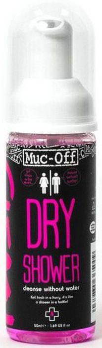 Сухой душ Muc-Off Dry Shower, 200 мл359Особая формула убивает бактерии, вызывающие запах пота. Не содержит парабен, формальдегид и спирты. pH сбалансированый. Очищающий компонент производится из кокосового ореха. Прошел дерматологические испытания. Подходит даже для чувствительной кожи. Оставляет кожу чистой и увлажненной.
