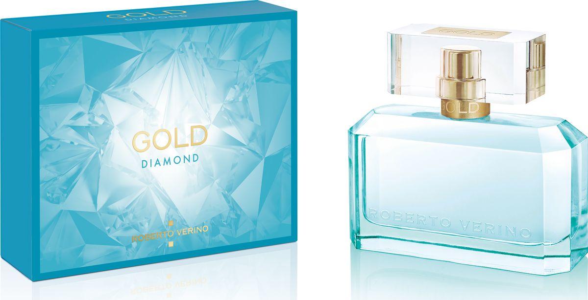 Roberto Verino Gold Diamond Парфюмерная вода 30 мл28420_красныйНовый аромат представлен в формате вечерние духи, которые раскрывают образ элегантной, изысканной и утонченной молодой женщины.