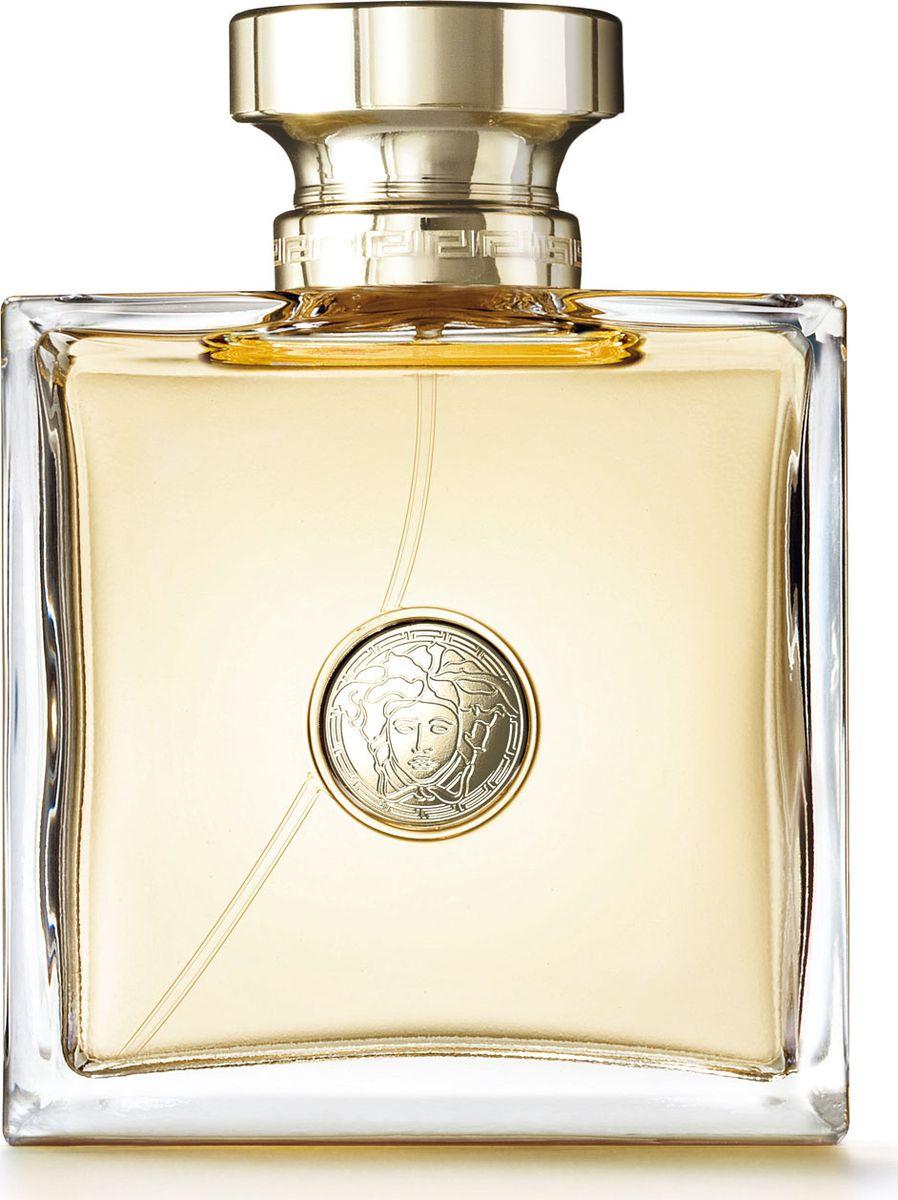 Versace Versace Парфюмерная вода 100 млперфорационные unisexЭто аромат, который окутает вас cвежим флером цветов, которые понравятся каждой женщине. Этот классический аромат, бесценный и вечный, тем не менее можно носить в любое время дня. Он придаст законченность и гламурный шик любому наряду.