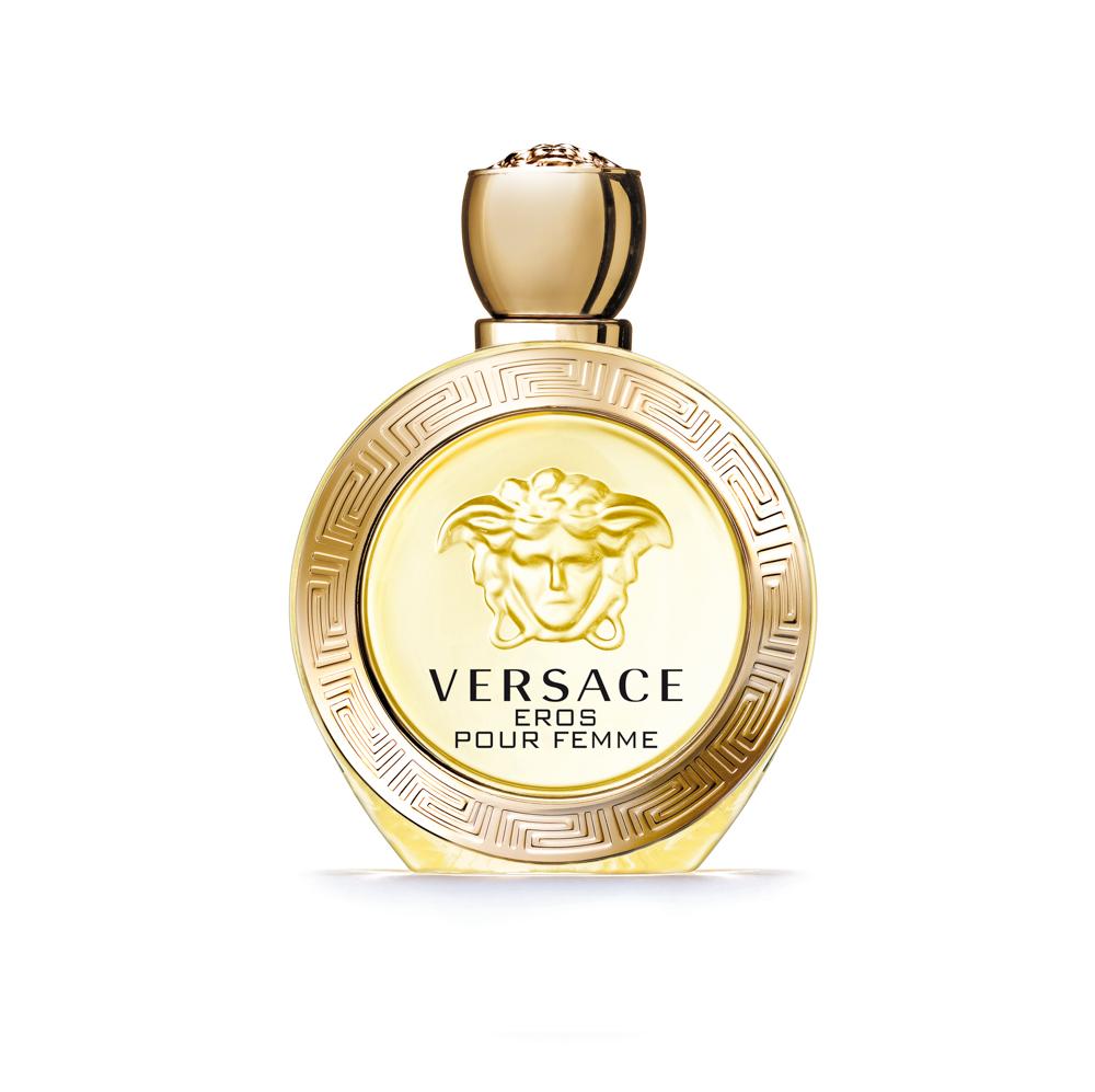 Versace Eros Pour Femme Туалетная вода 100 мл28420_красныйАромат для женщин, которые знают, что такое страсть. Всепобеждающая власть женщины, заключенная в искрящемся и чувственном аромате. Созданный Донателлой Версаче, этот аромат излучает силу, индивидуальность и соблазн. Туалетная вода Versace Eros Pour Femme - это новое измерение свежести, захватывающей и чувственной.