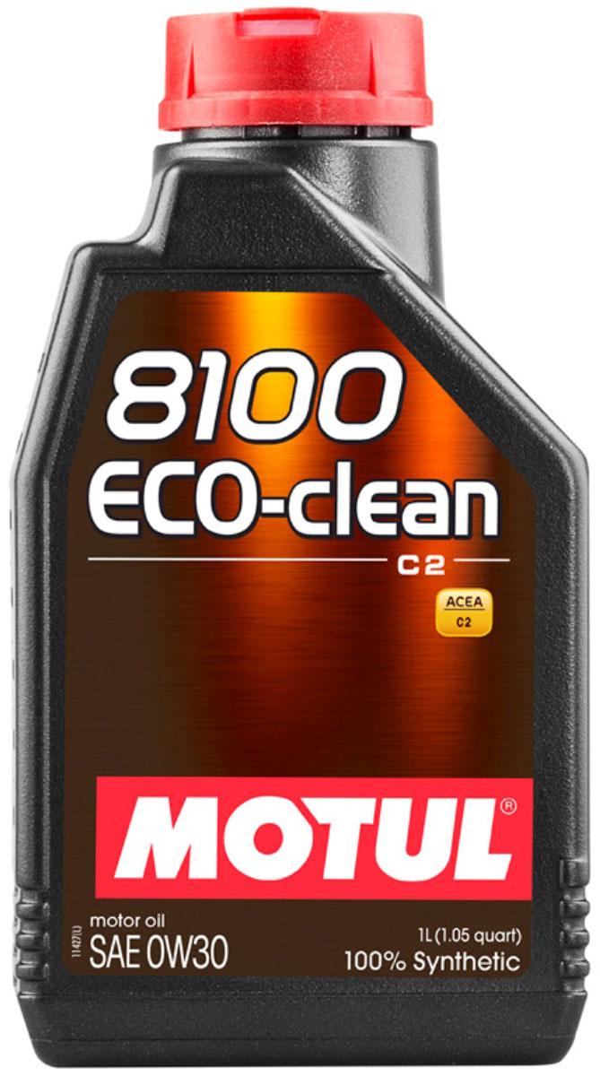 Масло моторное Motul 8100 Eco-Clean, синтетическое, 0W-30, 1 л102888Моторное масло для бензиновых и дизельных двигателей. 100% синтетическое. Высокотехнологичное 100% синтетическое энергосберегающее моторное масло. Специально разработано для автопроизводителей, требующих масла с низким трением, низкой высокотемпературной вязкостью (HTHS менее 3,5 мПа.с), сниженным содержанием сульфатной золы (?0,8%), фосфора (0.07%-0.09%), серы (?0.3%) - Mid SAPS. Применяется для автомобилей последнего поколения, оснащенных бензиновыми и дизельными двигателями, в том числе с непосредственным впрыском, отвечающих требованиям стандартов Евро IV и Евро V, требующих использования в них энергосберегающих масел стандарта ACEA C2. Совместимо с каталитическими конвертерами и сажевыми фильтрами (DPF) системы очистки выхлопных газов. ACEA Стандарты: ACEA C2 API Стандарты: API PERFORMANCE SN Одобрения: FORD WSS M2C 950A; FIAT 9.55535-GS1/DS1