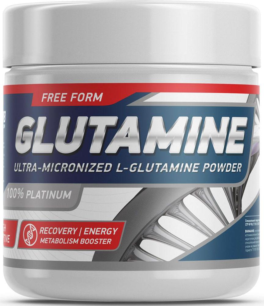 Глютамин Geneticlab Glutamine Powder, без вкуса, 300 г4156737Глутамин - условно незаменимая аминокислота, необходимая для эффективного роста мышц и поддержки иммунной системы. Ускоряет восстановление после тренировок, предотвращает развитие перетренированности.