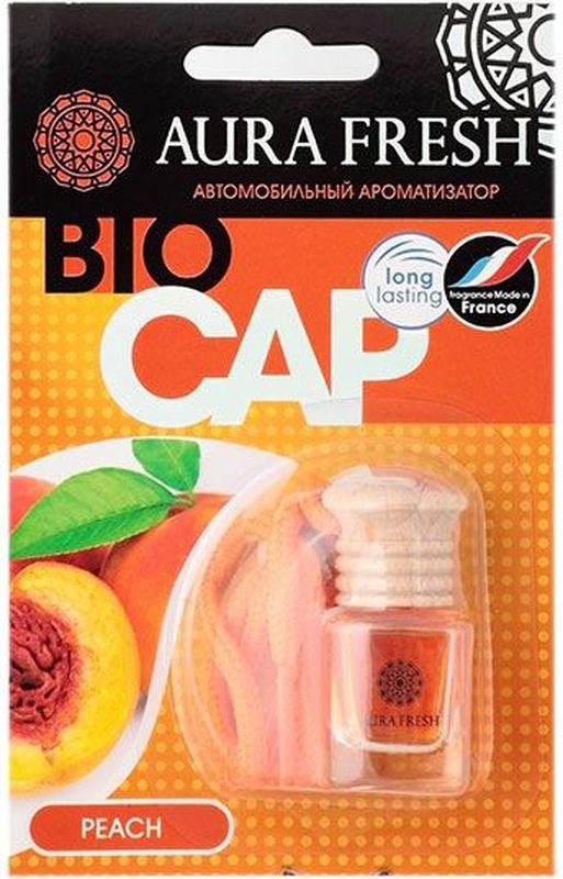 Ароматизатор автомобильный Aura Fresh Bio Cap. PeachAUR-BC-00012