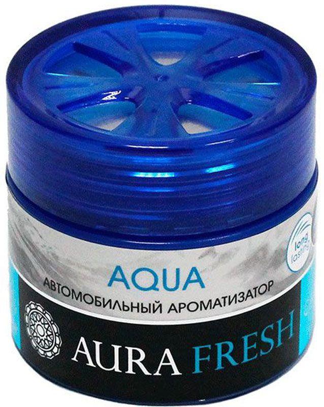 Ароматизатор автомобильный Aura Fresh Aqua , на панельAUR-CG-0001