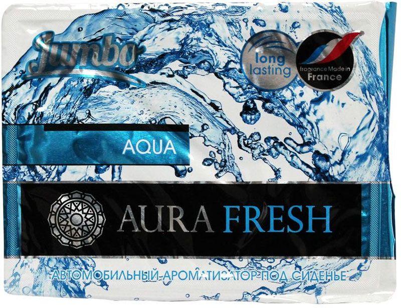 Ароматизатор автомобильный Aura Fresh Jumbo. Aqua, под сидениеAUR-J-0001