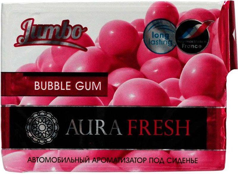 Ароматизатор автомобильный Aura Fresh Jumbo. Bubble Gum, под сидениеAUR-J-0003