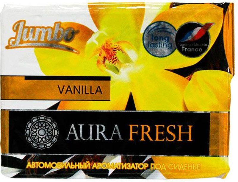 Ароматизатор автомобильный Aura Fresh Jumbo. Vanilla, под сидениеAUR-J-0007