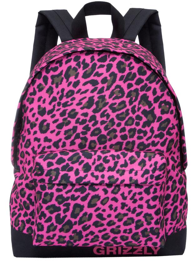 Рюкзак городской женский Grizzly, цвет: фуксия. RD-750-6/1RD-750-6/1Рюкзак молодежный, одно отделение, объемный карман на молнии на передней стенке, внутренний подвесной карман на молнии, укрепленная спинка, дополнительная ручка-петля, укрепленные лямки