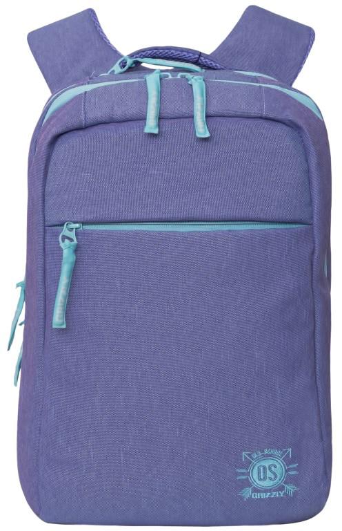 Рюкзак городской женский Grizzly, цвет: сиреневый. RD-754-3/2ЛЦ0046Рюкзак городской Grizzl выполнен из сочетания высококачественного нейлона и полиэстера. Рюкзак имеет укрепленную петлю для подвешивания и две удобные лямки, длина которых регулируется с помощью пряжек. На лицевой стороне расположено два основных отделения, в них содержатся карман на молнии, внутренний карман-пенал для карандашей и внутренний укрепленный карман для ноутбука.Также в верхней части рюкзака находится карман быстрого доступа на молнии.Изделие имеет нагрудную стяжку-фиксатор и ортопедическую спинку.