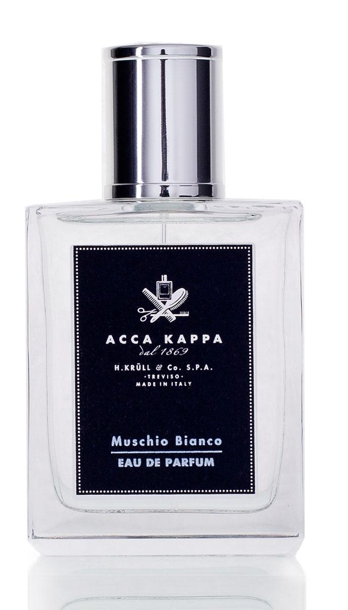 Acca Kappa Парфюмерная вода Белый мускус 100 мл28420_красныйАромат Muschio Bianco окружает тело свежестью итальянской весны. Гармоничное сочетание сладких, чувственных нот, легкой древесности, амбры и мускуса. Элегантая композиция для мужчин и женщин, созданная из деликатных, утонченных натуральных ингредиентов. Современная классика от Acca Kappa. Cодержит эфирные масла лимона, бергамота, кардамона, кедра, лаванды, ягод можжевельника и сладкого апельсина.