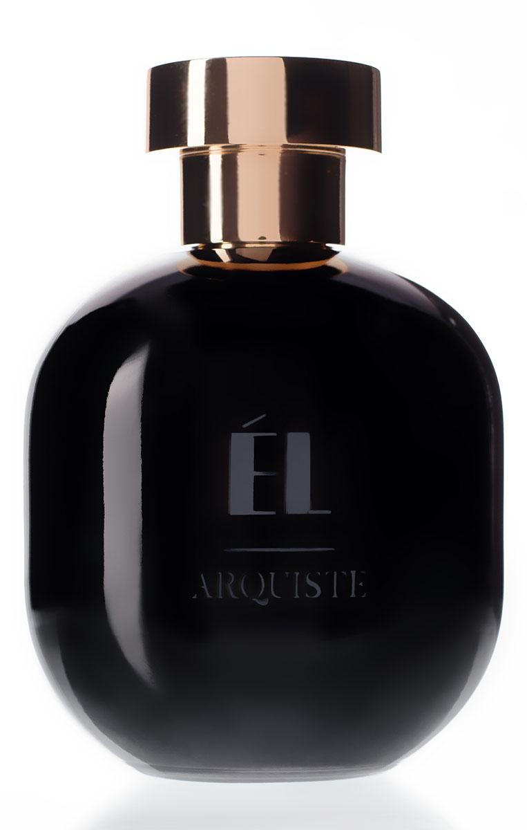 Arquiste Парфюмерная вода EL 100 млперфорационные unisexНочь на самой знойной дискотеке Акапулько. Шумное веселье на танцполе. В самый жаркий момент он со скромной улыбкой выходит на улицу, собираясь искупаться в ночном море. Он расстегивает рубашку, обнажая бронзовую кожу и выпуская на волю аромат своего одеколона: вирильная мускусность, пачули, дубовый мох и элегантные древесные ноты. Этот мужественный запах – впечатление от дня под солнцем, усиленное трепетом ночи.