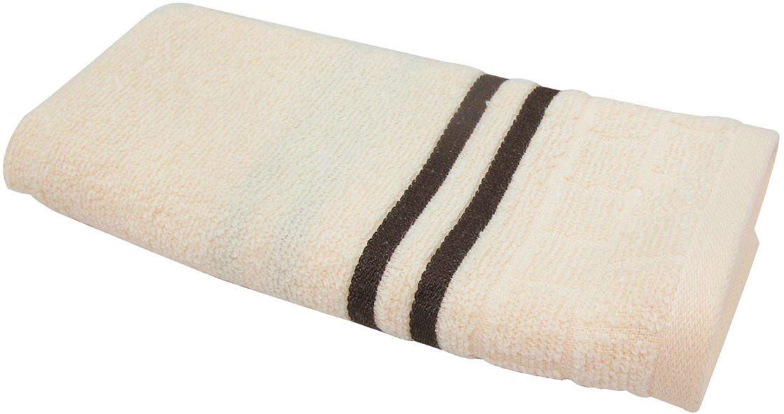 Полотенце махровое НВ Лана, цвет: бежевый, 33 х 70 см. м1009_0570760