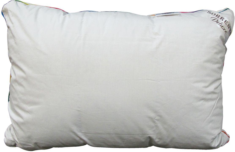 Подушка Сорренто Делюкс Гипноз, цвет: белый, 50 х 70 см80459