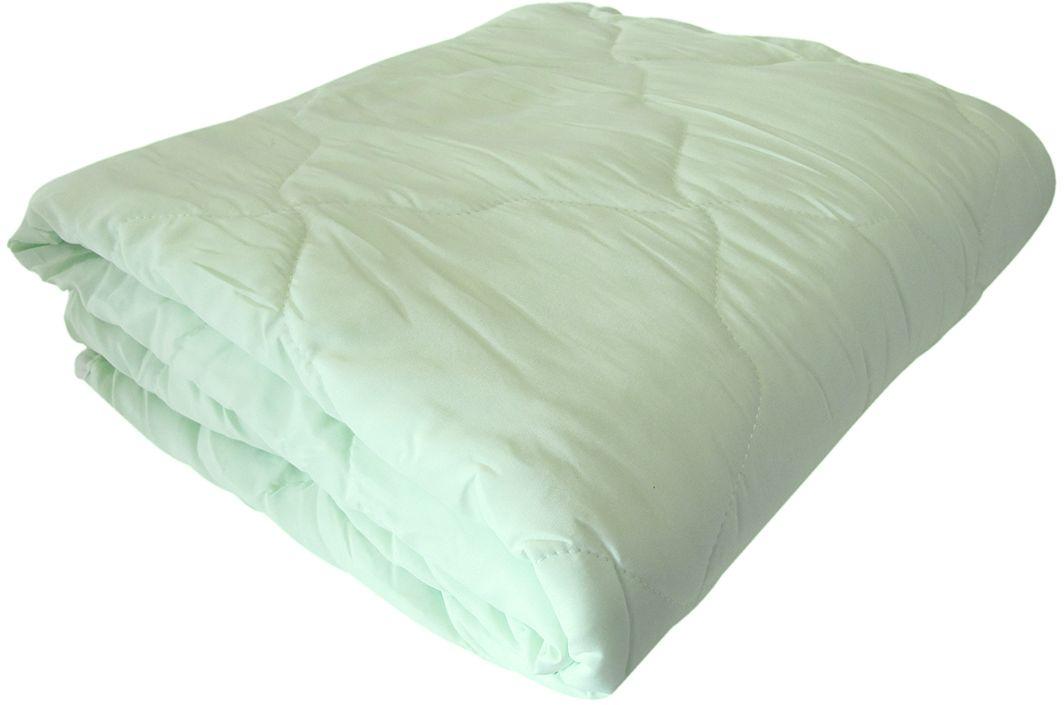 Одеяло Relax Bamboo, легкое, цвет: светло-зеленый, 140 х 205 см83097