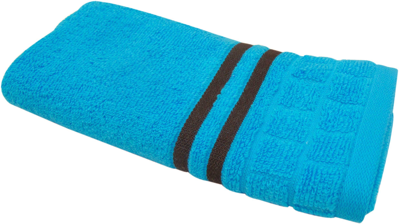 Полотенце махровое НВ Лана, цвет: синий, 33 х 70 см. м1009_0184549