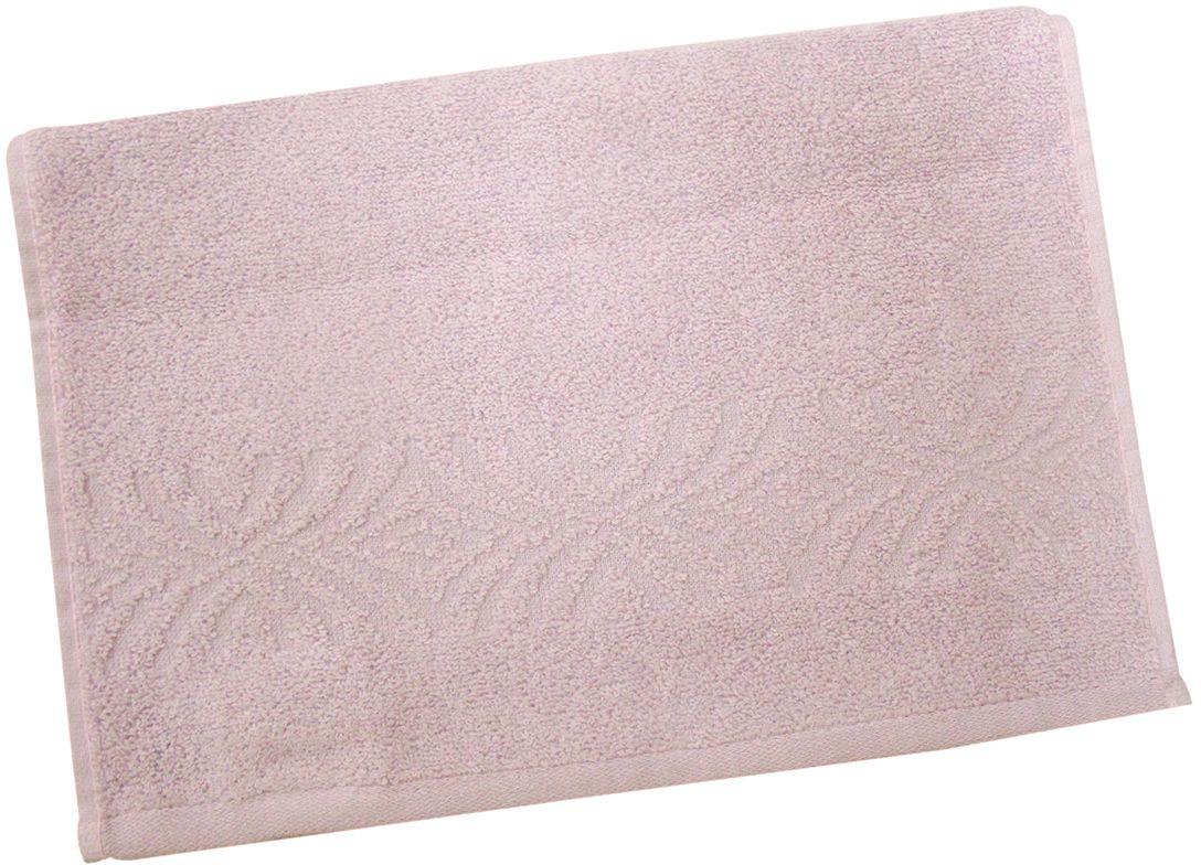 Полотенце махровое ВТ Комфорт, цвет: сиреневый, 33 х 70 см. м1085_2285502