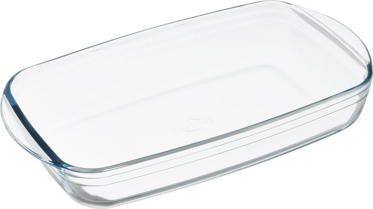 Форма для запекания Pyrex O Cuisine, прямоугольная, 39 х 24 см249BC00Форма для запекания Pyrex O Cuisine изготовлена из прозрачного жаропрочного стекла. Непористая поверхность исключает образование бактерий, великолепно моется. Изделие идеально подходит для приготовления в духовом шкафу. Выдерживает перепад температур от -40°C до +300°C. Форма подходит для использования в микроволновой печи, приготовления блюд в духовке, хранения пищи в холодильнике. Можно мыть в посудомоечной машине. Размер формы (по верхнему краю): 39 см х 24 см. Высота формы: 7 см.