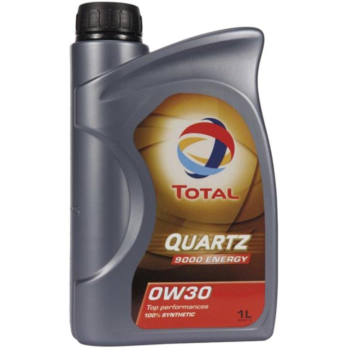 Моторное масло Total Quartz 9000 Energy 0W30, 1 л166249Полностью синтетическое моторное масло для бензиновых и дизельных двигателей легковых автомобилей. Обеспечивает чистоту двигателя, что позволяет сохранить его мощность. TOTAL Quartz Energy 9000 0W-30 снижает потребление топлива и уменьшает содержание вредных веществ в выхлопных газах. данное масло обеспечивает оптимально долгий срок службы двигателя благодаря отличным противоизносным свойствам, обеспечивающим защиту наиболее уязвимых узлов двигателя. Масло содержит моюще-диспергирующие присадки, поддерживающие чистоту в двигателе и его уровень эксплуатационных свойств, таким образом, сохраняя его мощность. Данное моторное масло может применяться в самых жестких условиях эксплуатации (городской трафик, движение по автомагистрали) и подходит для всех стилей вождения, в особенности спортивной или агрессивной езды, независимо от сезона. Эксплуатационные свойства масла превосходят технические требования крупнейших автопроизводителей, таким образом, данное масло подходит, по крайней мере,...