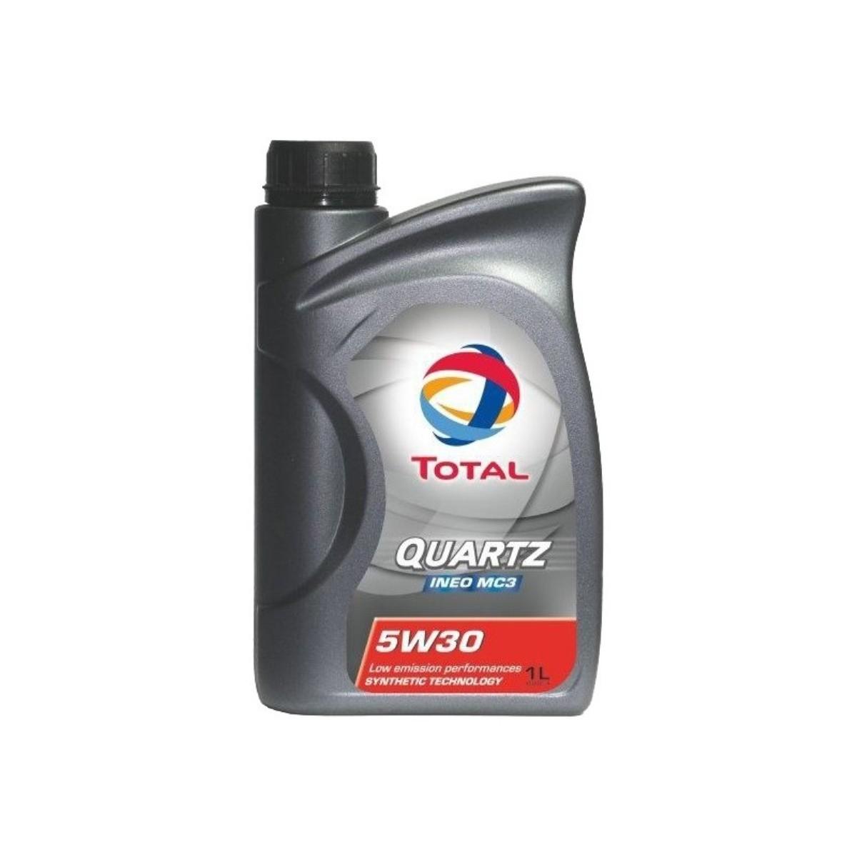 Моторное масло Total Quartz Ineo ECS 5w-30, 1 лCA-3505TOTAL Quartz Ineo ECS SAE 5W-30 необходимо для правильного функционирования дизельного сажевого фильтра, также как и других систем последующей обработки выхлопных газов. Может применяться при наиболее сложных режимах эксплуатации и в самых трудных условиях (автомагистрали, интенсивное городское движение). Имеет пониженную сульфатную зольность и низкое содержание фосфора и серы. Удовлетворяет техническим требованиям TOYOTA.Специально разработано для двигателей PEUGEOT и CITROEN . Спецификация ACEA C2;A5;B5; PSA B71 2290