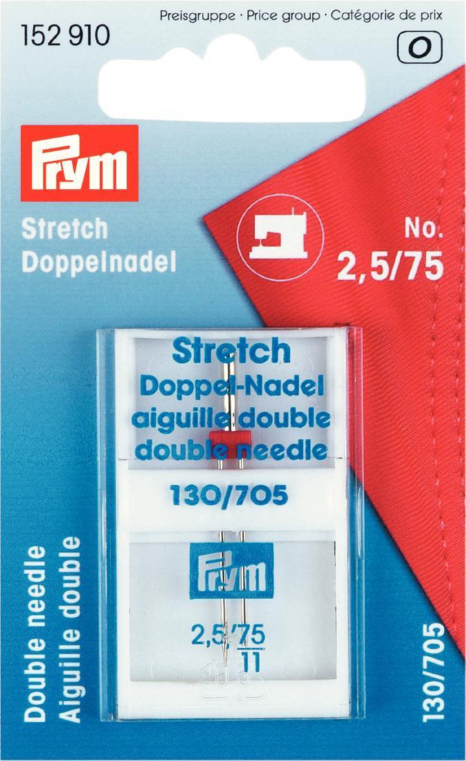 Игла для швейных машин Prym, для двойных строчек, №75152910