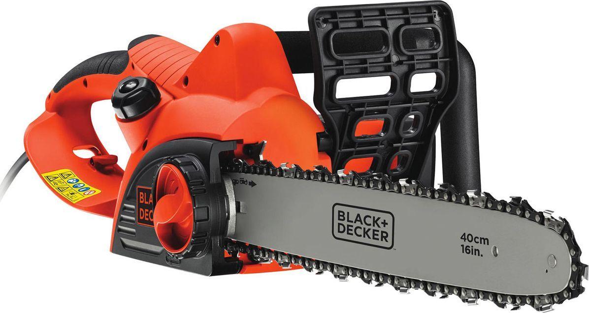 Пила цепная Black&Decker CS2040