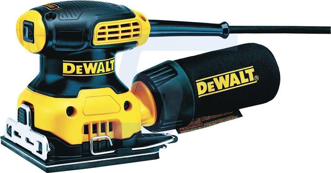 Виброшлифовальная машина DeWalt DWE6411DWE6411