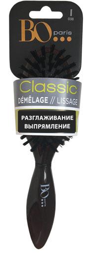 BO Paris Щетка компактная для расчесывания и выпрямления. 4809500038MP59.4DЩетка компактная для расчесывания и выпрямления