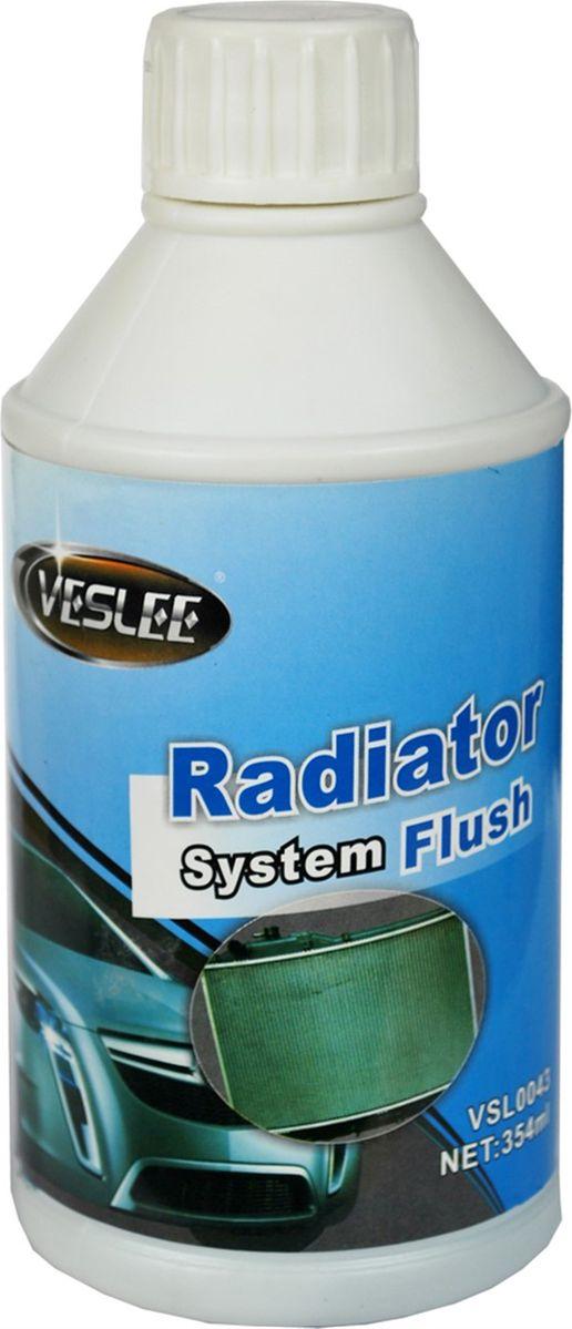 Промывка радиатора Veslee, для системы охлаждения, 354 мл (банка)RC-100BWCЭффективное средство для промывки всех типов систем охлаждения. Очищает от накипи, ржавчины и прочих загрязнений. Рекомендуется применять при смене охлаждающей жидкости. Безопасно для радиаторной системы, обладает защитными свойствами.