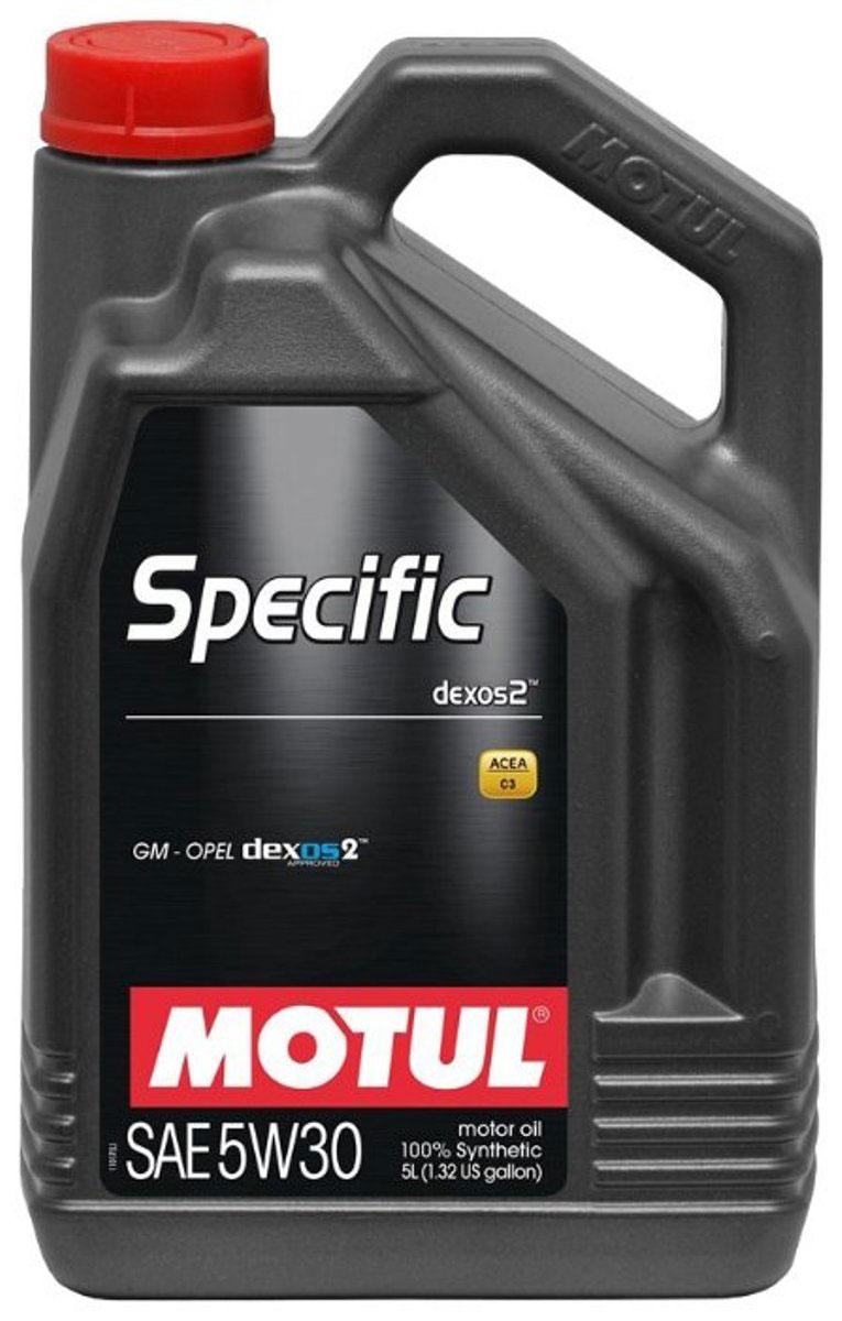 Масло моторное Motul Specific 913D, синтетическое, 5W-30, 5 л104560100% синтетическое энергосберегающее масло для всех дизельных и некоторых бензиновых (см. техническую документацию) двигателей FORD. Одобрение FORD WSS M2C 913 D перекрывает большинство двигателей, требующих моторное масло с допуском FORD WSS M2C 913 A, 913 B и 913 C. ACEA Стандарты: ACEA A5/B5
