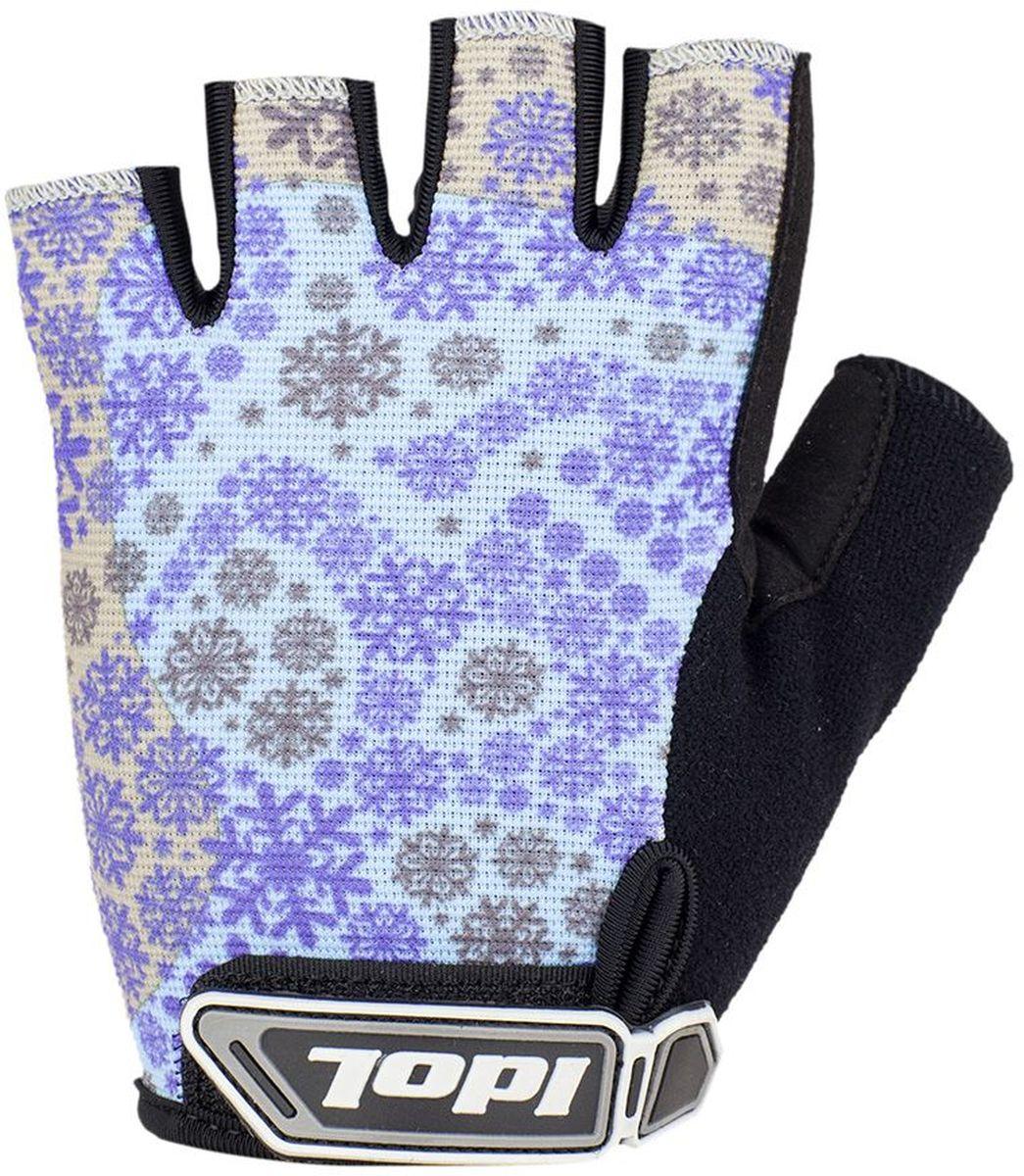 Перчатки велосипедные женские Idol Arosa, цвет: голубой. Размер SMW-1462-01-SR серебристыйВелосипедные перчатки женские Idol, AROSA 2931 предназначены для велоспорта, велотуризма, велосипедных прогулок. - Самая коммерческая перчатка в женской линии- Открытые пальцы- Верх: высококачественный материал 4-way stretch повышенной дышимости- Ладонь: синтетическая кожа Amara- Влагоотводящий материал на большом пальце- Веревочные петли для снимания- Липучка для фиксации перчатки на рукеВысокое качество материалов, стильный дизайн, функциональность и прочность выделяют велоперчатки Idol среди прочих.