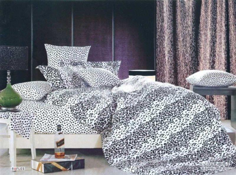 Комплект белья МарТекс Барс, 1,5-спальный, наволочки 50х70. 01-0353-101-0353-1