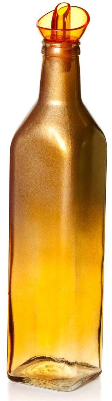 Емкость для масла Pasabahce, 500 мл. 155132-000VT-1520(SR)Бутыль для жидких специй (масла), V= 500 мл, 5,5*5,5*28 см