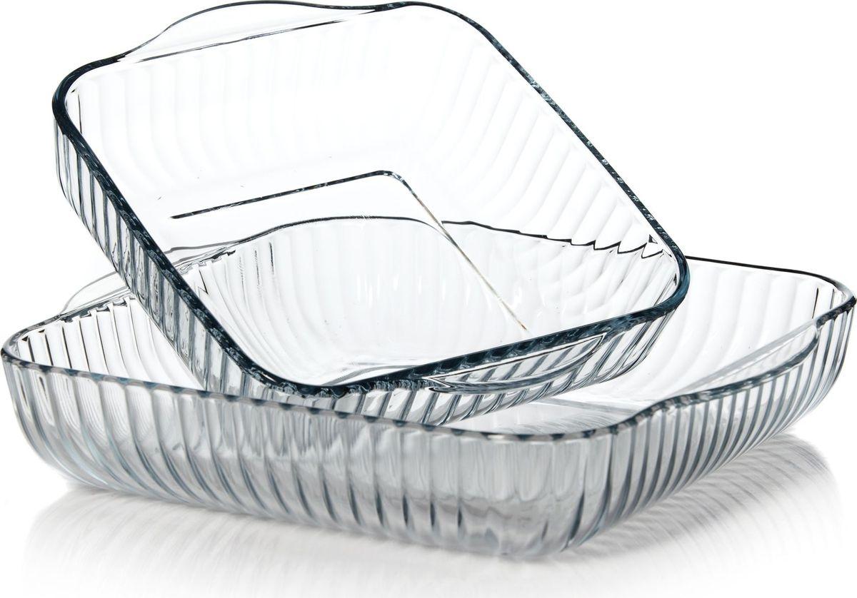 Набор посуды для СВЧ Pasabahce, 2 предмета. 159166159166Набор посуды для СВЧ 2 пр.(1069285)