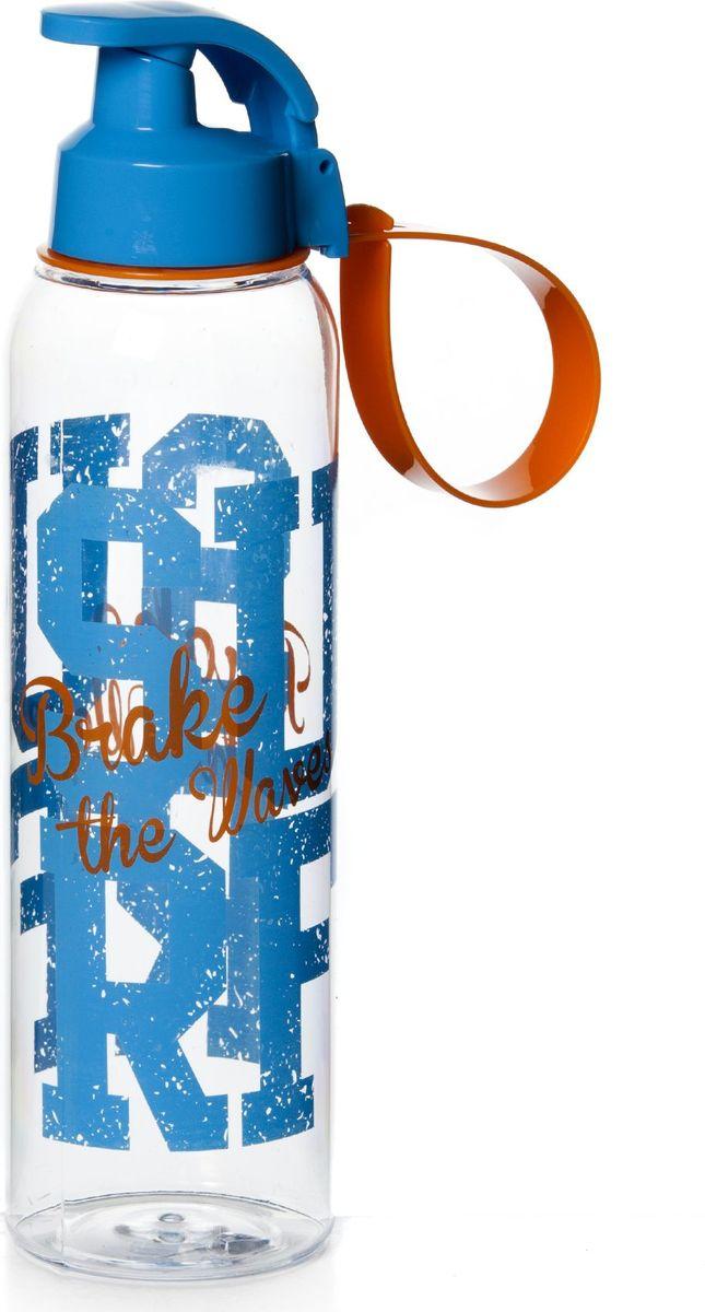 Бутылка Pasabahce, 750 мл. 161405-120161405-120Бутыль спортивная с ручкой 7*7*26 см