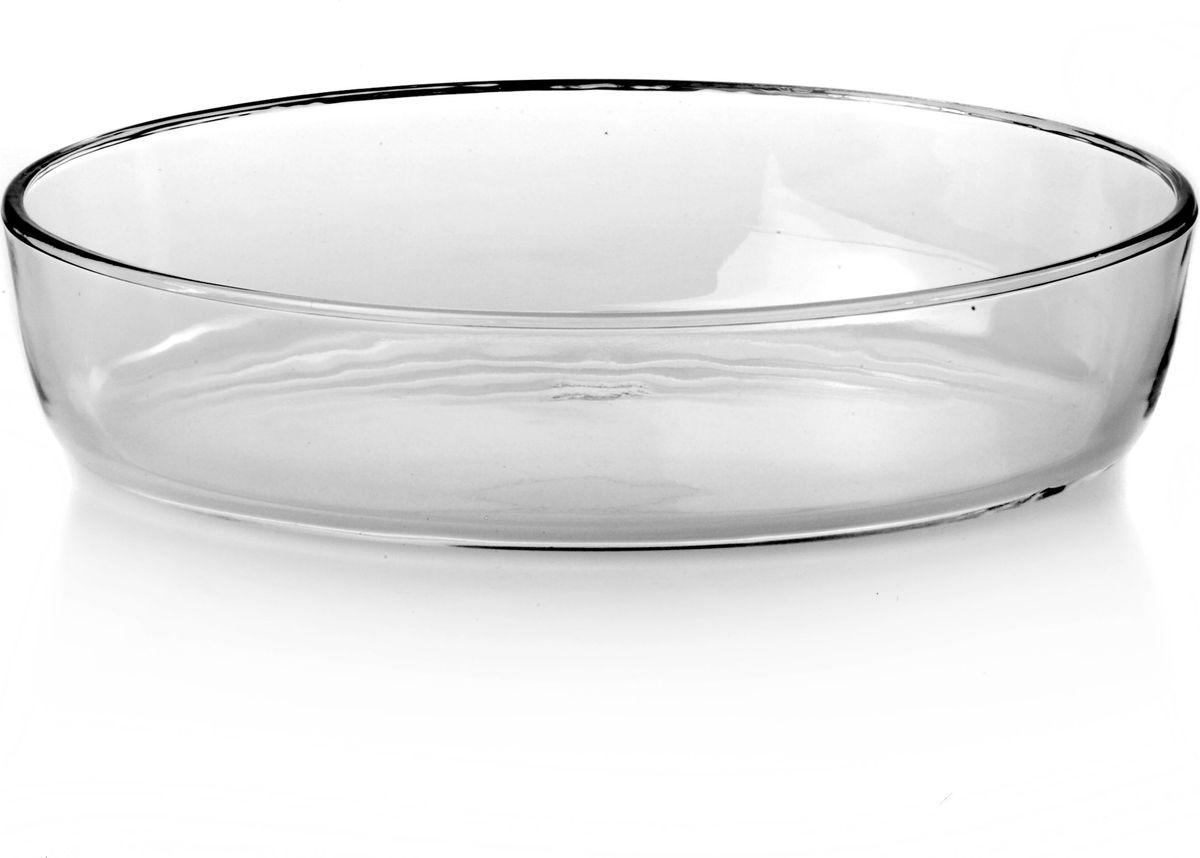 Форма для запекания Pasabahce, 1,5 л. 5908459084Посуда для СВЧ овальная форма б/крышки 1,5 л (180*260мм)