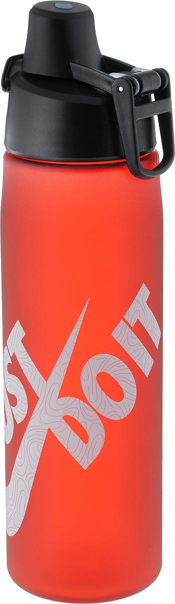 Бутылка для воды Nike Core Hydro Flow Just Do It Swoosh Water Bottle, цвет: красный, белый, 709 мл2011/01Бутылка для воды Nike Core Hydro Flow Just Do It Swoosh Water Bottle с горлышком, которое поднимается на 90 градусов, что обеспечивает легкий в использовании механизм закрытия/открытия.Модель дополнена измерительной шкалой. Возможно мытье в посудомоечной машине, легко собирается и разбирается (инструкция прилагается).Технология материала Tritan обеспечивает долговечность и ударопрочность.Объем: 709 мл.Длина: 26 см.Диаметр (по нижнему краю): 6,5 см.