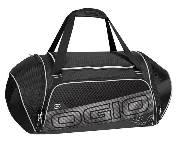 Сумка OGIO Moto. Endurance 4.0 Bag (A/S), цвет: темно-серый. 031652184947RivaCase 8460 blackУдобнейшая сумка для занятий спортом с огромным основным отделением и несколькими внешними карманами. Туда поместится экипировка практически для любого вида спорта.