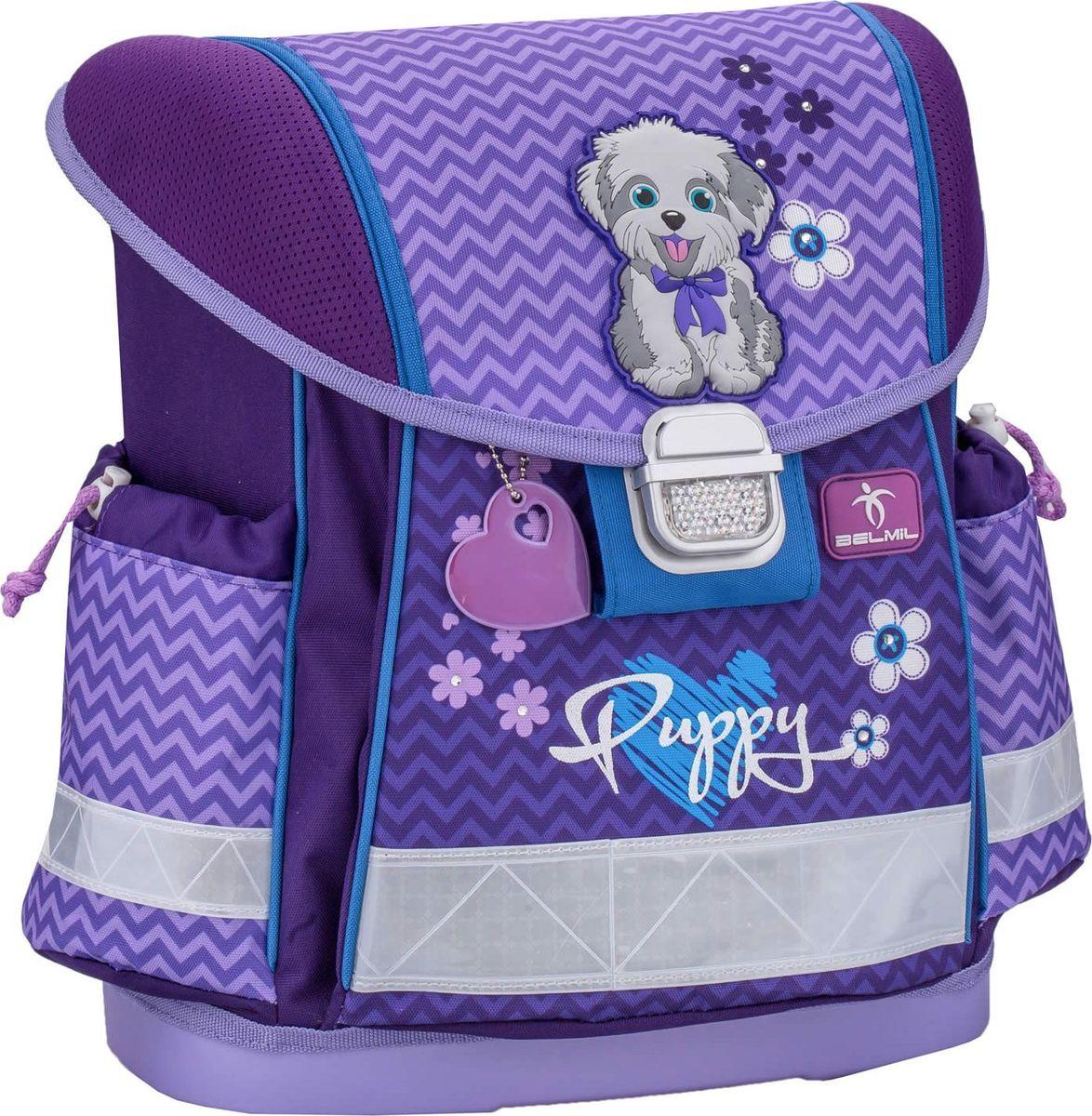 Belmil Ранец школьный Classy My Puppy403-13/521