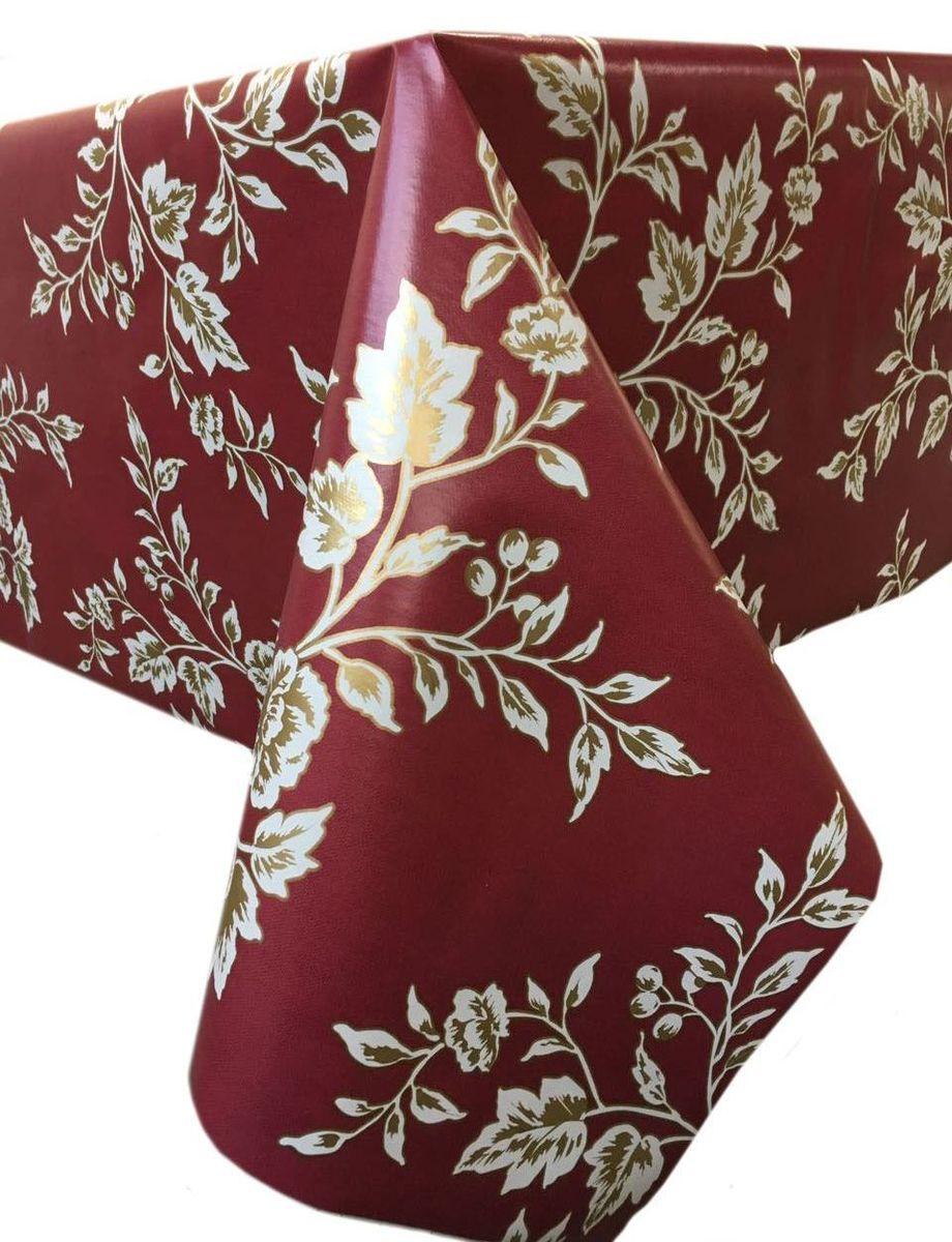 Столовая клеенка LCadesi Florista, прямоугольная, 130 х 165 см. FL130165-333-02FL130165-333-02Столовая клеенка Florista с классическим дизайном украсит ваш стол и защитит его от царапин и пятен. Благодаря основе из нетканого материала не скользит по столу. Клеенка не имеет запаха и совершенно безопасна для человека.